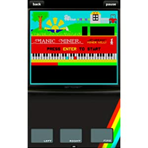 Manic Miner: ZX Spectrum (Kindle Tablet Edition)