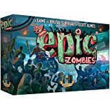 Gamelyn Games GSTGMGTEZ Tiny Epic Zombies, Mixed Colours