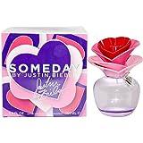 Justin Bieber Someday femme/women, Eau de Parfum, Vaporisateur/Spray 100 ml, 1er Pack (1 x 100 ml)