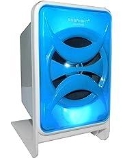 Terabyte Portable Laptop/Desktop Speaker (Multicolor)