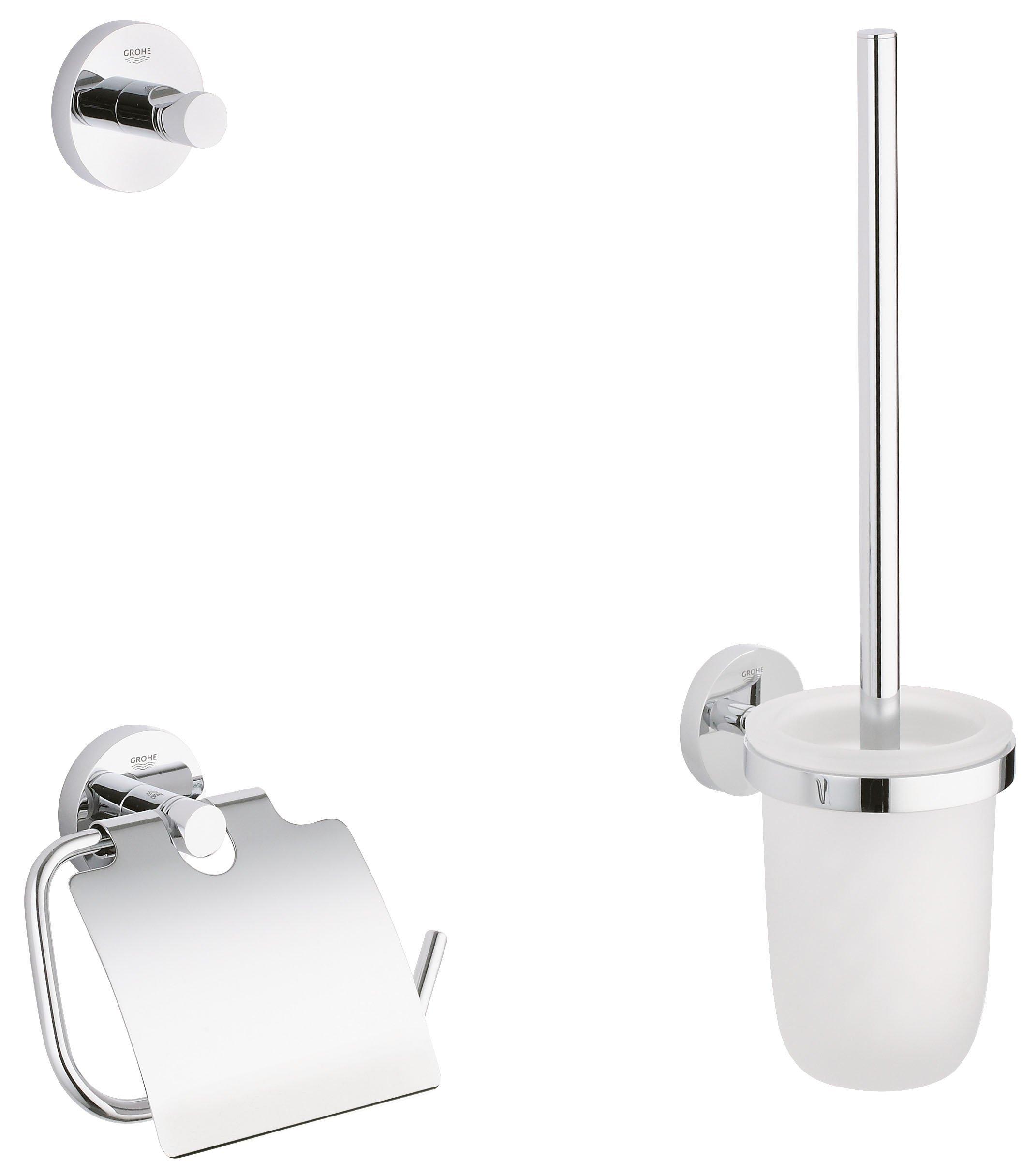 Grohe Set d'Accessoires Essentials 40407001 (Import Allemagne)