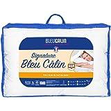 Bleu Câlin Couette 2 Personnes La Bleu Câlin Douce, Blanc, 260x240 cm, KBC35I246