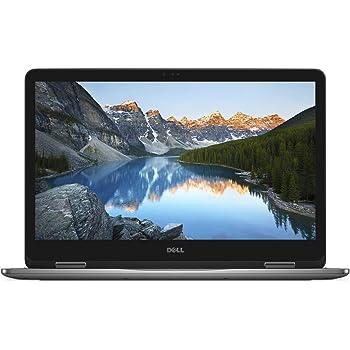 Ordenador portátil Dell 7779-3677 Inspiron 17 (2 en 1), 17,3 pulgadas, Intel Core i/-7500U, 1000 Gb de disco duro, 16 GB RAM, NVIDIA GeForce 940MX, Windows 10 Home, color negro/plata.