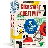 Kickstart Creativity: 50 Prompted Cards to Spark Inspiration