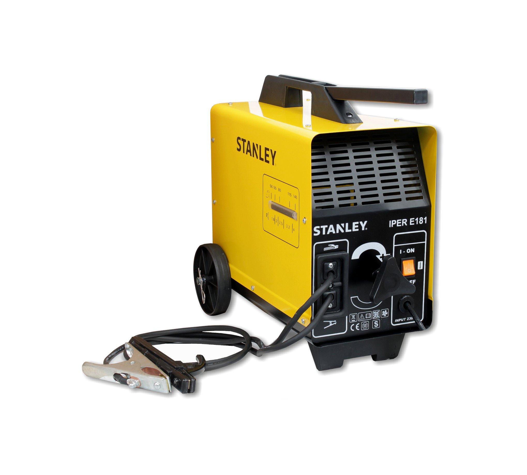 Stanley 460081 Shunt – Equipo de soldadura (160 A)
