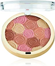 Milani Illuminating Face Powder, Hermosa Rose, 10g