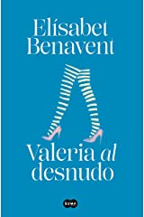 Valeria al desnudo (Saga Valeria 4) Versión Kindle