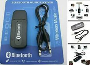 Generic Usb Bluetooth Audio Music Receiver Adapter With 3.5Mm Aux (Assorted) Mobile Phone Audio Adapters