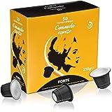 Consuelo - capsule compatibili Nespresso* Forte, 50 capsule