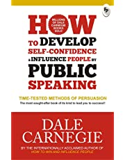 How to Develop Self-Confidence & Influence People By Public Speaking