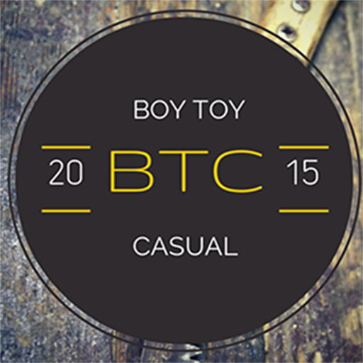 Boy Toy Casual Wear and Gifts (Gift Hoodie)