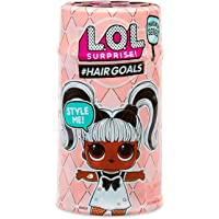L.O.L. Surprise Hairgoals Makeover Series with 15 Surprises for Girls Age 5 and Up