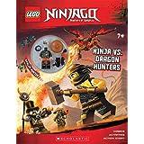 Ninja Vs. Dragon Hunters (LEGO Ninjago: Activity Book with minifigure)