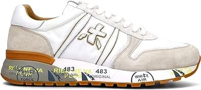 PREMIATA Lander 5199 Sneaker da Uomo in Bianco
