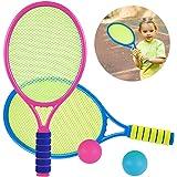Racchetta da tennis per bambini Set Racchetta da tennis divertente con palline per allenamento outdoor