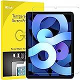 JETech Protector de Pantalla Compatible con iPad Air 4 (10,9-Pulgadas, 2020 Modelo, 4.ªGeneración), Vidrio Templado