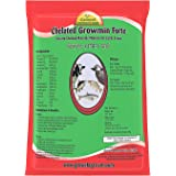 Growel Chelated Growmin Forte- Chelated Minerals Mixture for Cattle,Farm Animals,Poultry & Fish & Shrimp -1 Kg.