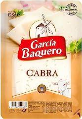 García Baquero Queso de Cabra - Lonchas 125gr