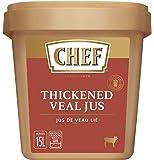 CHEF Jus de Veau Lié Thickened Veal Jus, 900 g