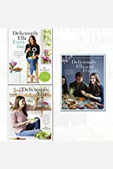 ella mills 3 books collectino set - (deliciously ella,deliciously ella every day,deliciously ella with friendss: healthy recipes to love, share and enjoy together) Paperback