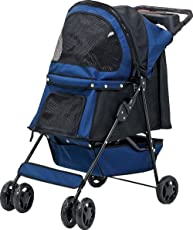 Karlie Smart Buggy, 87 x 40 x 93 cm, dunkelblau