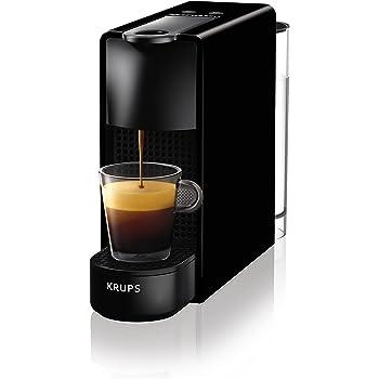 Black Nespresso by Krups Essenza Mini Pod Coffee Bundle