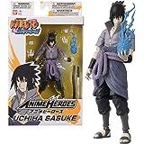 Bandai. Anime Heroes. Naruto Shippuden. Action figure Anime heroes 17 cm. Sasuke Uchiwa. 36902