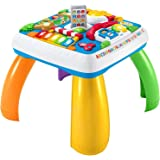 Fisher-Price Laugh & Learn Around The Town Learning Multi Activity Table with Sounds and Music.
