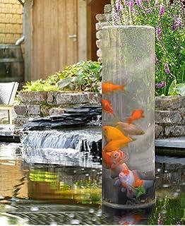 Ubbink FishTower 100 Fischsaule Fischturm Acryl H 100cm Sockel