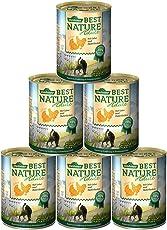 Dehner Best Nature Katzenfutter, Adult Geflügel und Leber