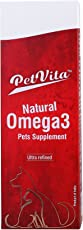 PetVita Ultra Refined Omega-3 Pet Supplement, 250ml