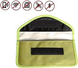 YYGIFT Handy Abschirmung Tasche Etui Secure Case Schutztasche bis 6,0 Zoll Smartphone Keyless Go System