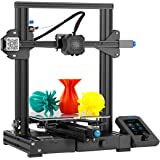 3 idea Imagine Create Print Creality Ender-3 V2 2021 Upgraded 3D Printer with Silent Motherboard Meanwell Power Supply Carbor