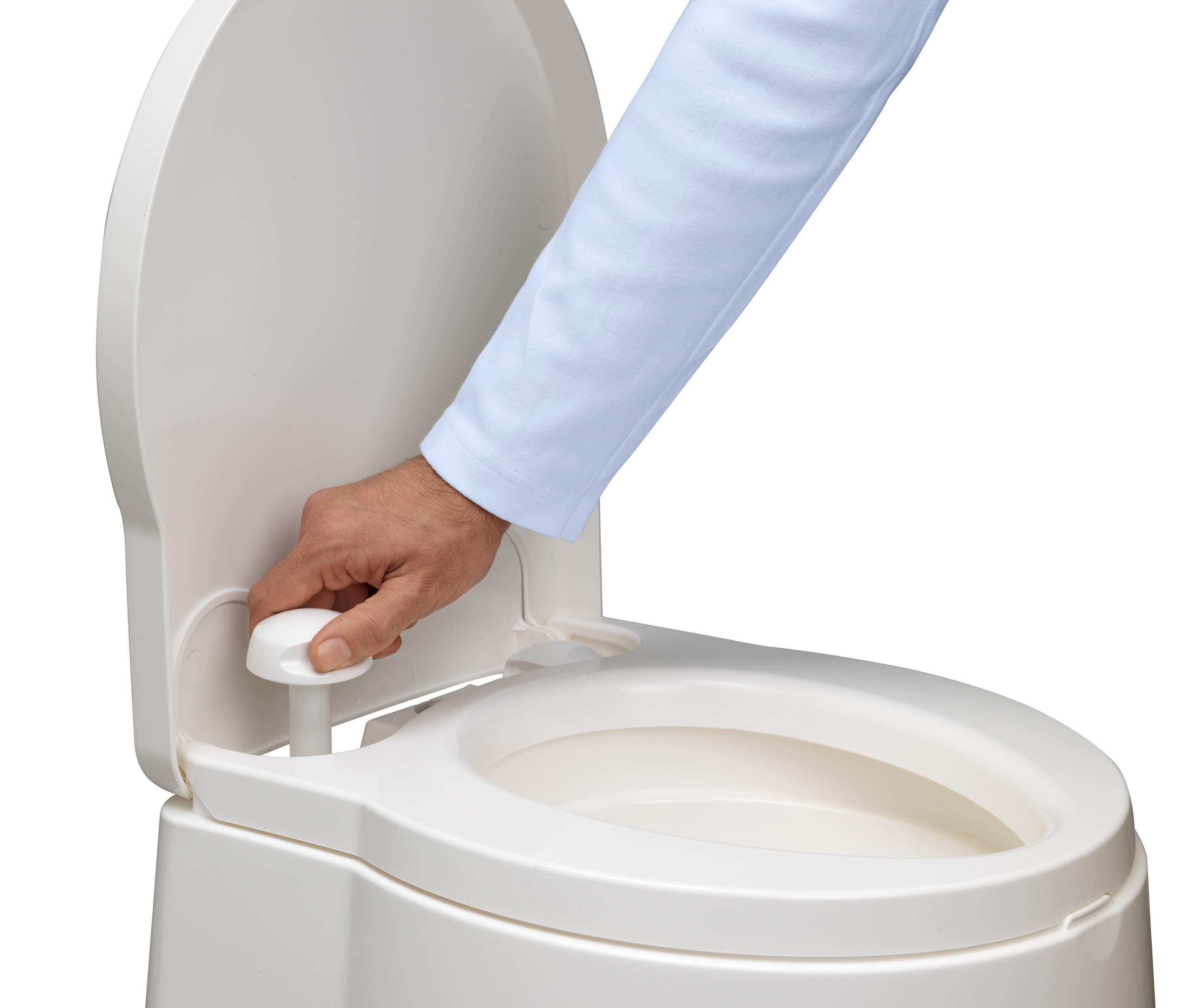 Thetford 92305 Porta Potti 565P Excellence Portable Toilet (Manual), 448 x 388 x 450 mm 18