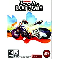 Burnout Paradise (The Ultimate Box) PC Game Dvd