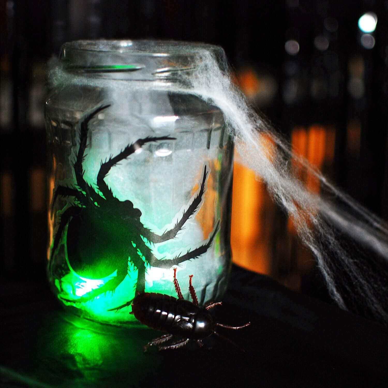 Oblique Unique® 20 Stück realistische gefälschte Fake Insekten Skorpione Kakerlaken Spinnen Geckos Schlangen…