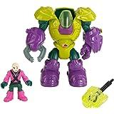 Fisher-Price X7653 Imaginext DC Super Freunde Lex Luthor Mech Anzug