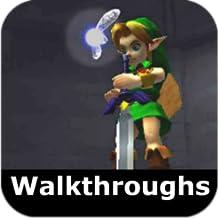 Walkthroughs for The Legend of Zelda: Ocarina of Time 3D