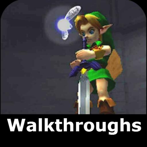 Walkthroughs for The Legend of Zelda: Ocarina of Time 3D (Zelda Ocarina Of Time 3d Guide)