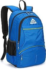 Lily's Locker - 20 l Trekking Rucksack (47 cm x 26 cm x 15 cm) Damen und Herren Outdoor-Tasche für die Freizeit Zum Wandern Klettern Radfahren für Radtouren Reise