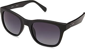 Fossil Men's Fos 3067/s Square Sunglasses, MTT Black, 52 mm