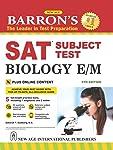 Barrons SAT Subject Test Biology E/M