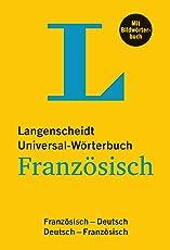 Langenscheidt Universal-Wörterbuch Französisch - mit Bildwörterbuch: Französisch-Deutsch/Deutsch-Französisch (Langenscheidt Universal-Wörterbücher)