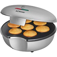 Bomann MM 5020 CB - Machine a Cupcakes - 900 W - Argent