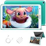 Tablette Enfants 8.0 Pouces Android 10.0 Pie Certifié Google GMS 3Go RAM 32Go/128Go ROM Tablette Tactile 1.6Ghz Quad Core OTG