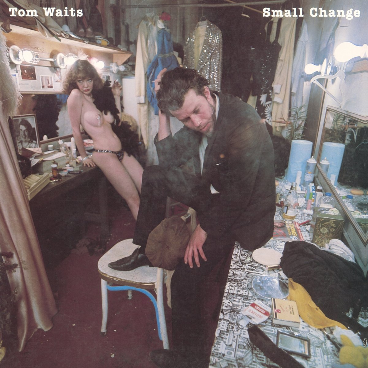 Tom Waits - Small Change-Blue