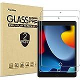 """ProCase iPad 10,2"""" Skärmskydd, (2-Pack) Skärmskydd av Härdat Glas till 10,2"""" iPad 8e 2020 / iPad 7e 2019"""