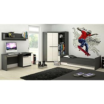 lifestyle4living Jugendzimmer, Jugendzimmer Jungen