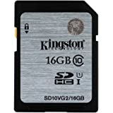 Kingston SD10VG2 UHS-I SDHC Class10 16GB Speicherkarteteller