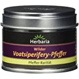 Herbaria Voatsiperifery Pfeffer, S-Dose, 25 g
